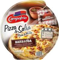 Pizza barbacoa 410 g
