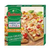 Pizza de pollo BBQ 425 g