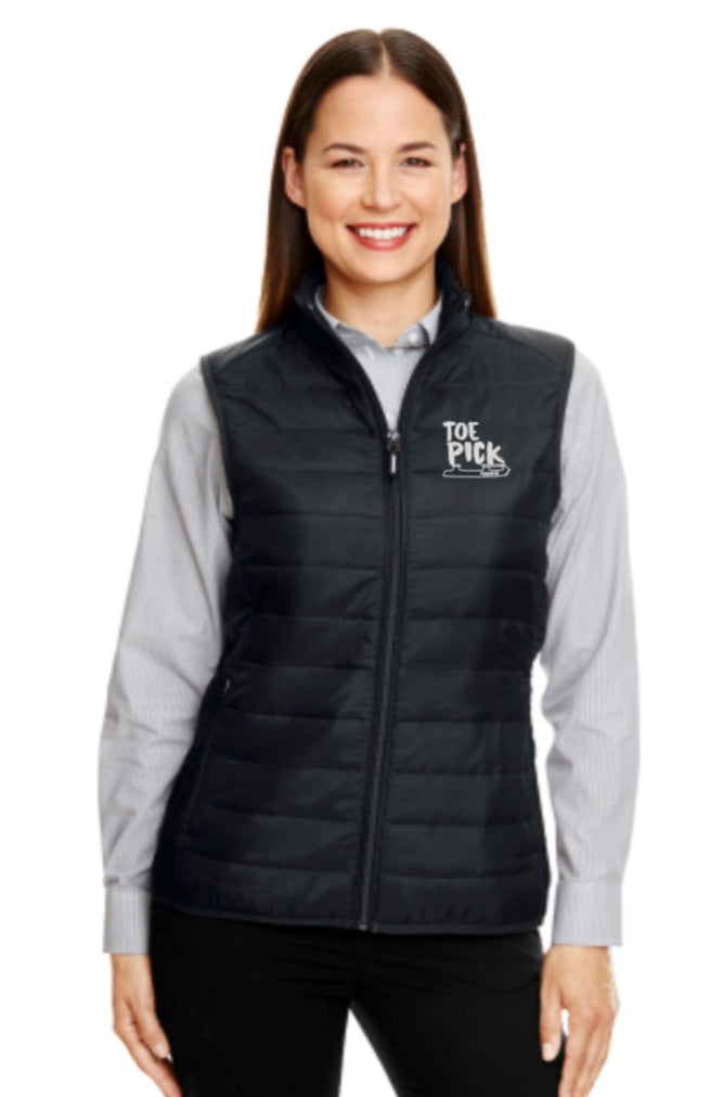 Toe Pick Vest Ladies