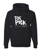 Load image into Gallery viewer, Toe Pick Hoodie Youth