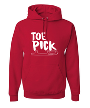 Load image into Gallery viewer, Toe Pick Hoodie
