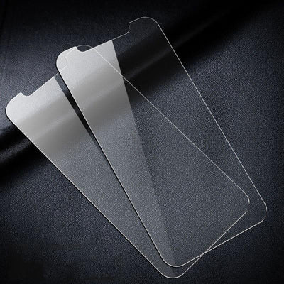 Two iPhone Tempered Glasses - Waterproof, Oleophobic, Anti-skid, Explosion-proof, High-quality Tempered Glass For All iPhone Models SCTrending VIP