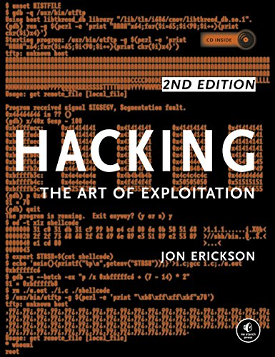 Hacking: The Art of Exploitation, 2nd Edition - Hacker Noob Tips