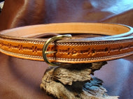 Single Layer Leather Belt