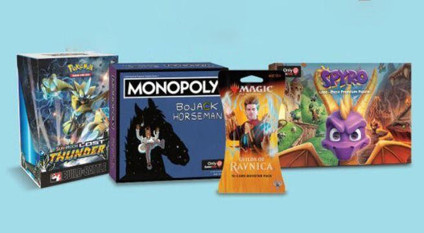 Z - Board Game & Trading Cards
