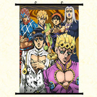 Wall Scroll - JoJo's Bizarre Adventure