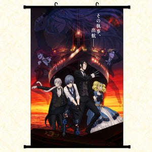 Wall Scroll - Black Butler