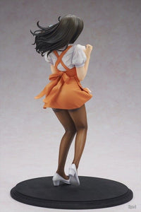 Oda non Heroine Collections Dragon Toy 1/6 Scale Hentai Figure : Wakazuma Waitress Hitomi