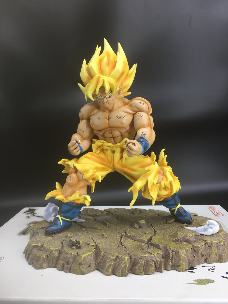GK Resin Figure - Dragon Ball Z Son Goku Super Saiyan