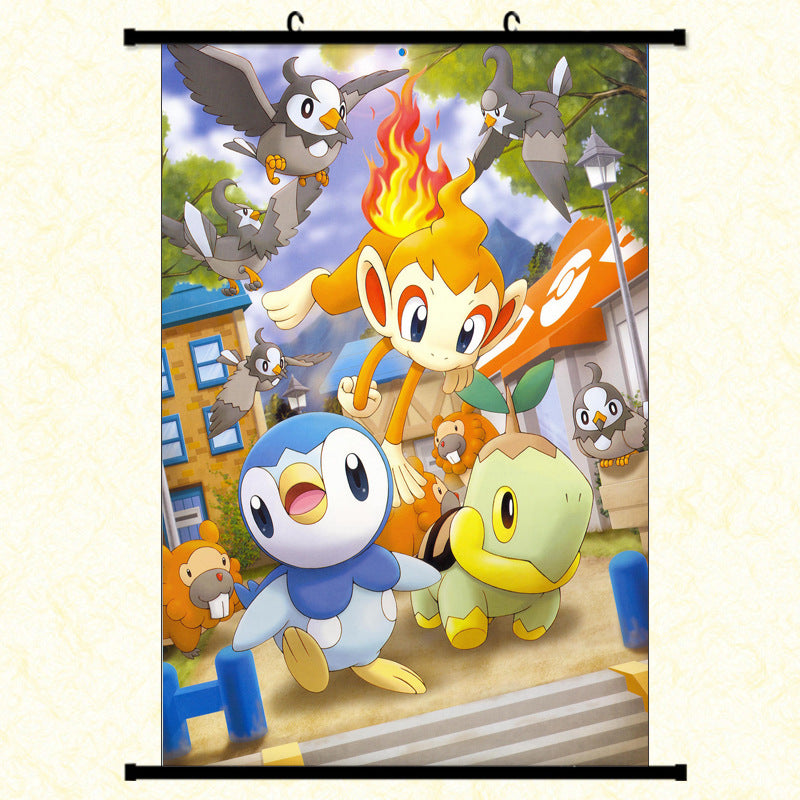 Wall Scroll - Pokemon