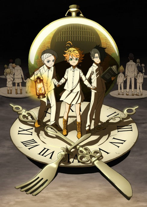 Wall Scroll - The Promised Neverland