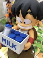 BWCF Dragon Ball Son Gokou Milk Prize Figure
