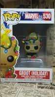 Funko Pop  GotG 2 - Groot Holiday Pop! Figure