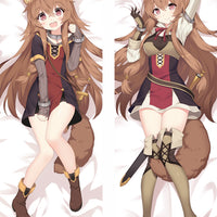 The Rising Of The Shield Hero Dakimakura Hugging Peach Skin Body Pillow