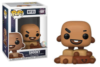 Kpop Funko Pop BT21 - Shooky Pop! Figure
