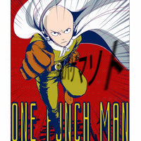 Wall Scroll - One Punch Man