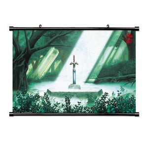 Wall Scroll - The Legend of Zelda