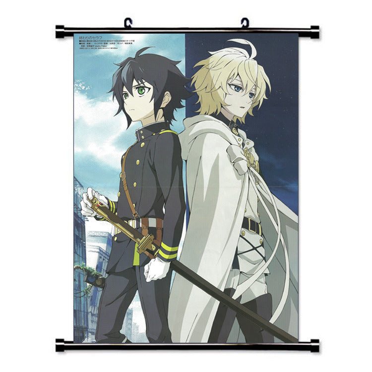 Wall Scroll - Seraph of the End