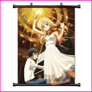 Wall Scroll - Your Lie in April