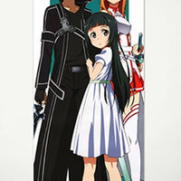 Wall Scroll - Sword Art Online