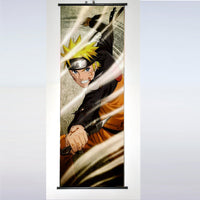 Wall Scroll - Naruto