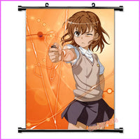 Wall Scroll – A certain magical index
