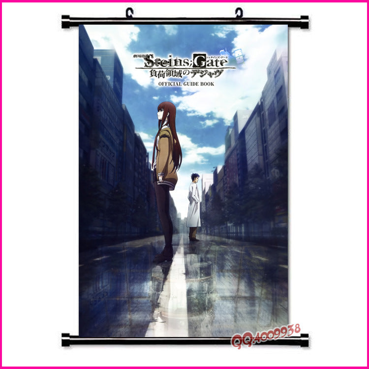 Wall Scroll - Steins Gate