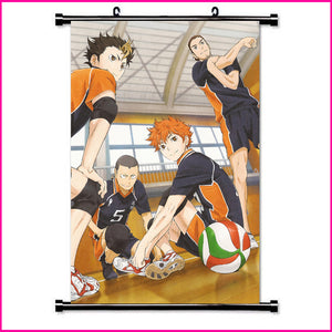Wall Scroll – Haikyu
