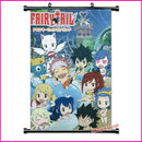 Wall Scroll - Fairy Tail