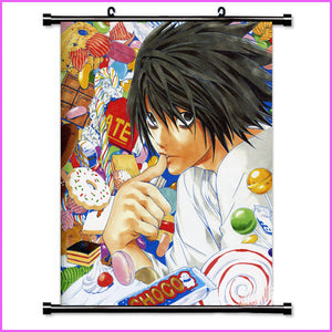 Wall Scroll - Death Note