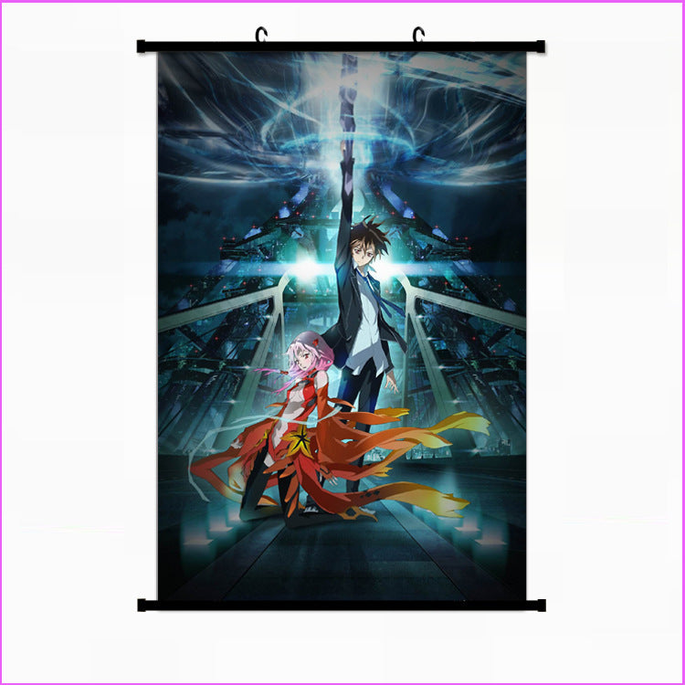 Wall Scroll - Guilty Crown