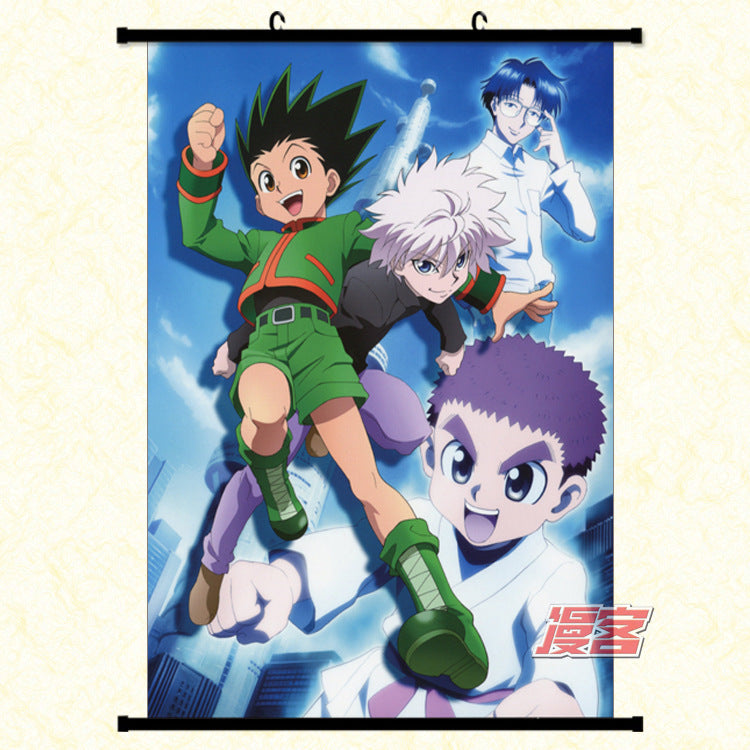 Wall Scroll - Hunter X Hunter