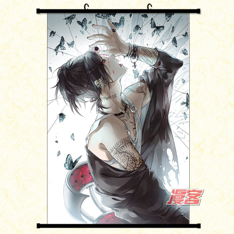 Wall Scroll - Tokyo Ghoul