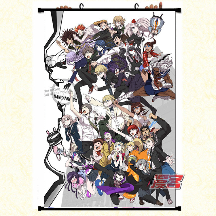 Wall Scroll - Danganronpa