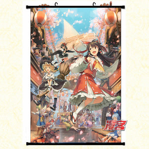 Wall Scroll - Touhou Project