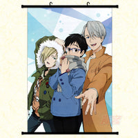 Wall Scroll - Yuri On Ice