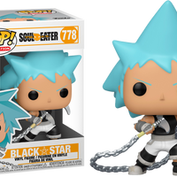 Funko Pop Soul Eater - Black Star Pop!
