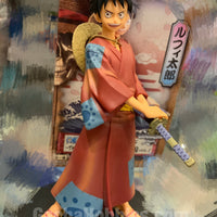 One Piece DXF The Grandlive Men Luffytarou Luffy Prize Figure
