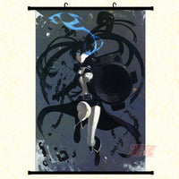 Wall Scroll -Black Rock Shooter