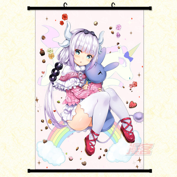 Wall Scroll - Miss Kobayashi's Dragon Maid