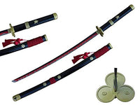 One Piece Roronoa Zoro Enma Metal Cosplay Sword
