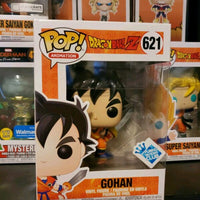 Funko Pop Dragon Ball Z - Young Gohan w/sword Pop! Figure