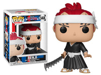 Funko Pop Bleach - Renji w/ Sword Pop! Figure