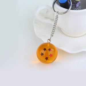 Dragon Ball Z Crystal Ball Keychain Pendant accessories