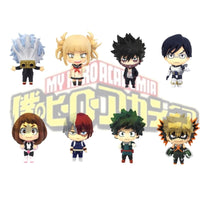 My Hero Academia Figure Izuku Midoriya Bakugou Katsuki Ochaco Uraraka Collection Toys 8pcs/set