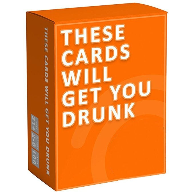 Funny Party Board Board Games The Cards Will Get You Drunk