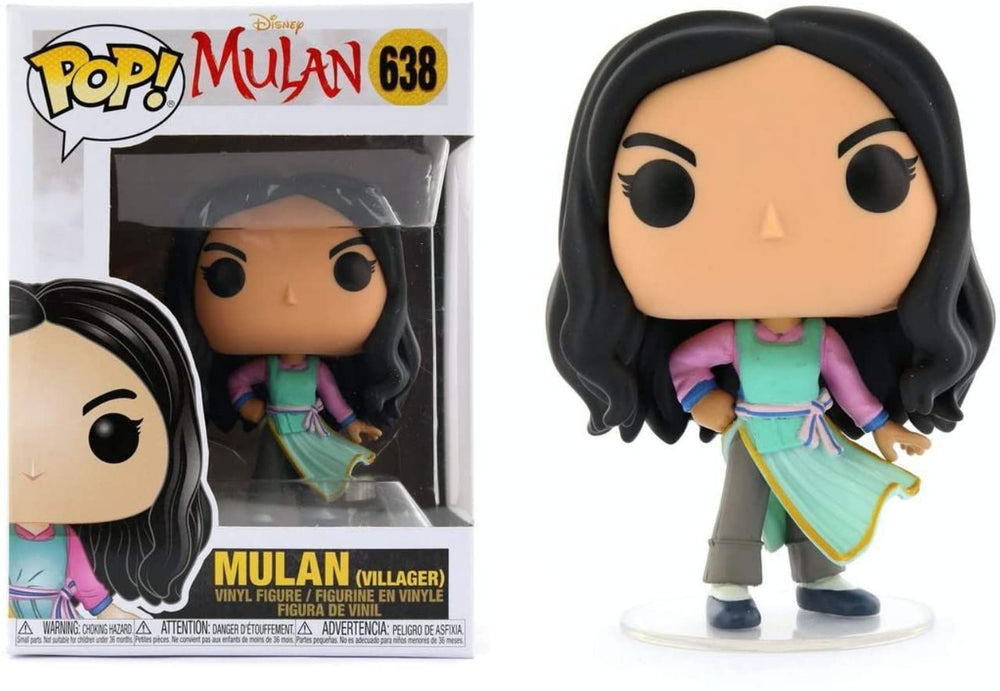 Funko Pop Mulan (2020) - Mulan Villager Pop! Figure