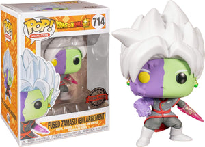 Funko Pop Dragon Ball Super - Zamasu Fused Pop! Figure