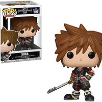 Funko Pop Kingdom Hearts 3 - Sora Pop! Figure