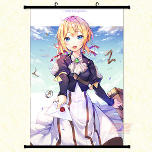 Wall Scroll - Violet Evergarden